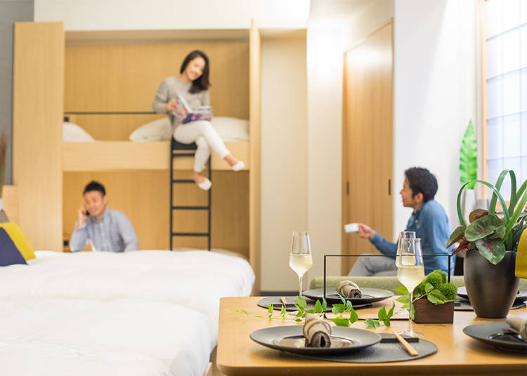 Mimaru Tokyo Ueno North: A Hotel Like a Traditional Japanese Home (Open from February 8, 2018)