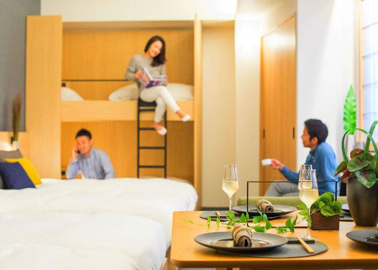 日本での滞在に暮らしの彩りを「MIMARU東京上野NORTH」  (2018年2月8日)