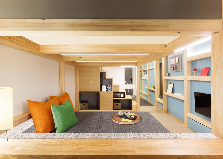 開放的で居心地抜群! 都市観光型ホテル「星野リゾート OMO5 東京大塚」(2018年5月9日