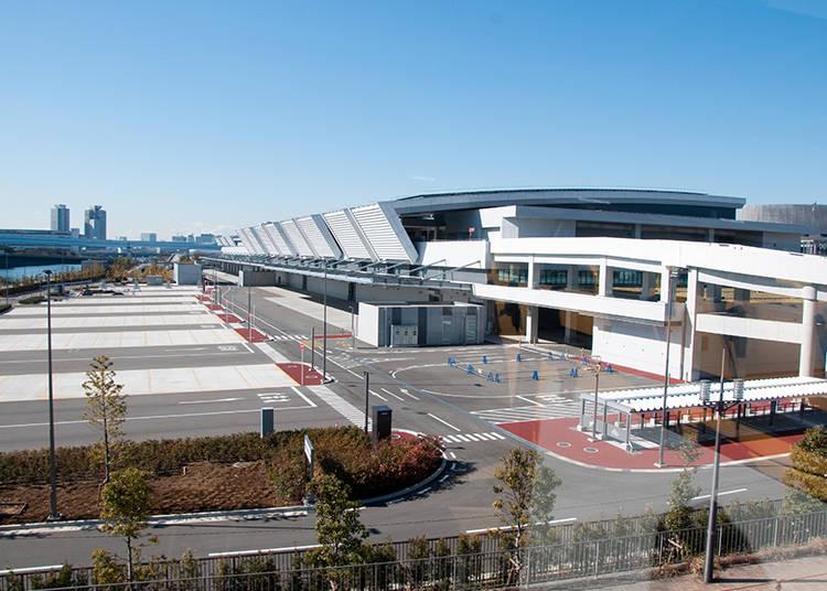 Major Sight #4 - Toyosu New Market