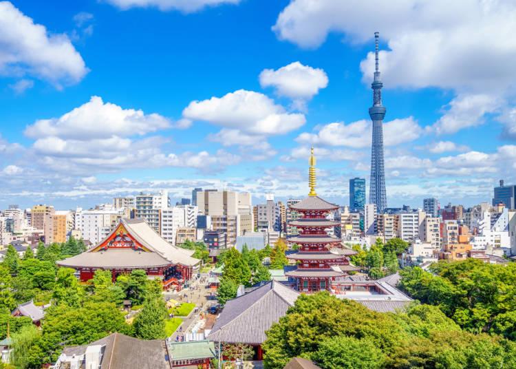 走過路過不可錯過 東京10大台灣人必去景點