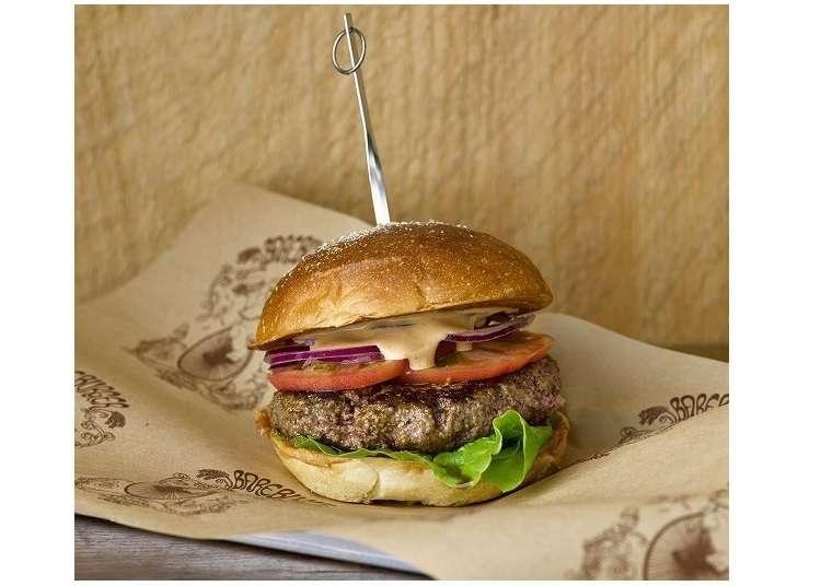 도쿄 지유가오카의 인기 햄버거 가게! 뉴욕본점의 베어버거(Bareburger)
