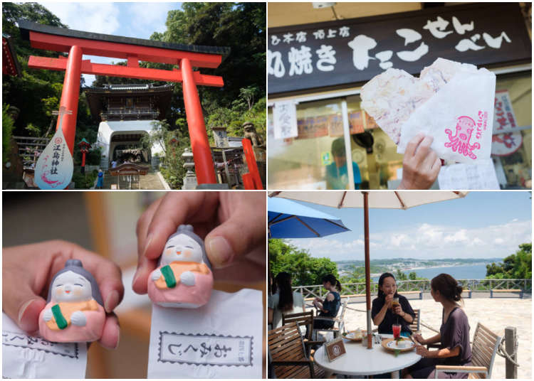 Visiting Enoshima: The Must-See Spots on Japan's Famous Day-Trip Island!