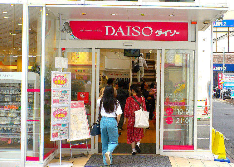 10 Super Kawaii Character Items Sold at Best 100 Yen Shop Daiso