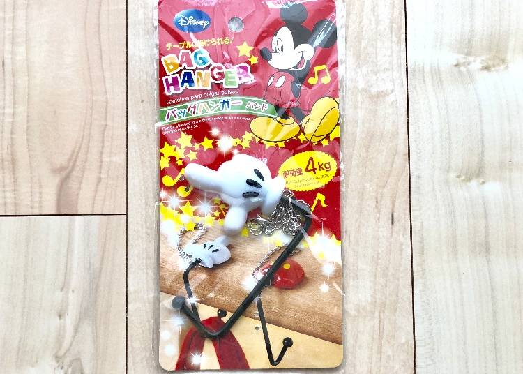 Mickey Mouse Bag Hook