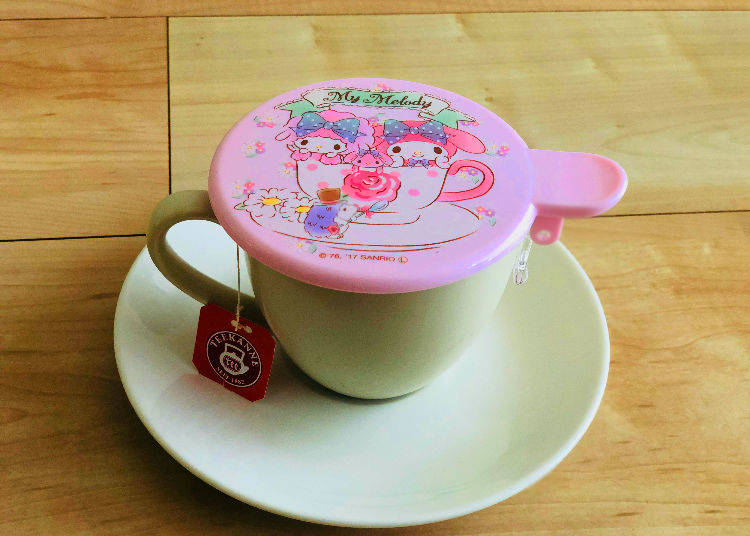 My Melody Mug Lid