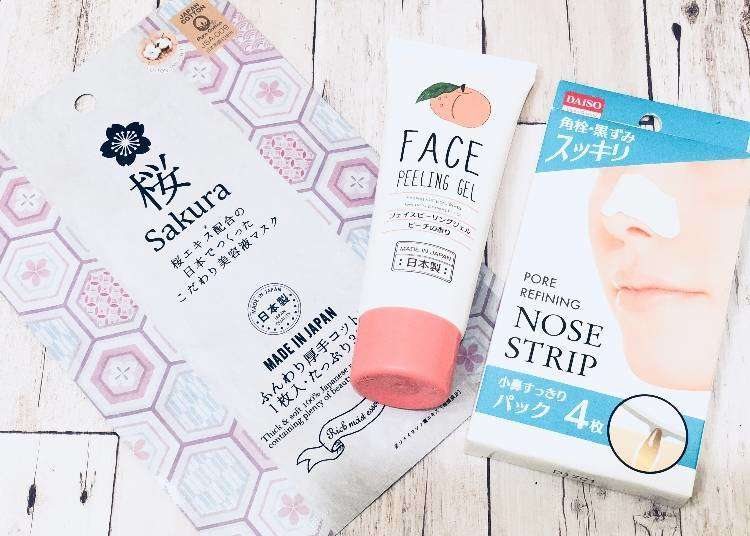 Makeup and Skincare Must-Buys at Best 100 Yen Shop Daiso!