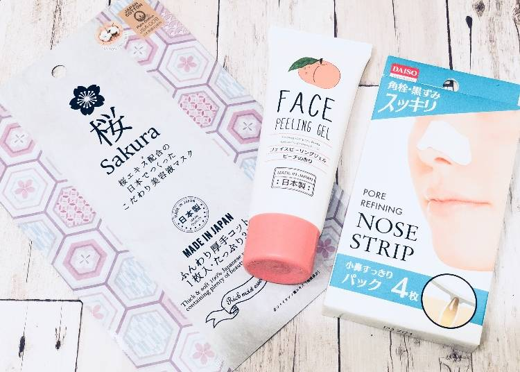 Makeup And Skincare Must Buys At Best 100 Yen Shop Daiso Live