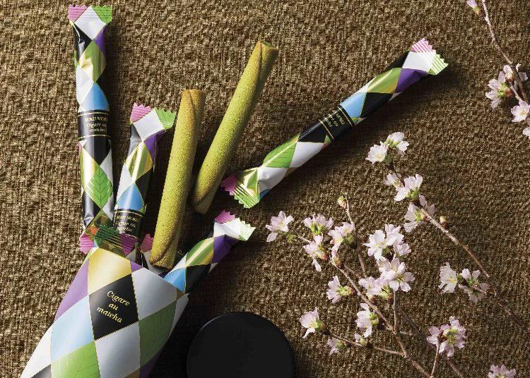 The Retro Motif Is A Nod To Japan's National Garment, The Kimono