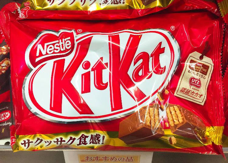7. Nestle KitKat (Original)