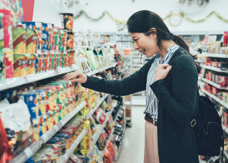 Take A Look At Japan's Top 10 Supermarket Snacks!