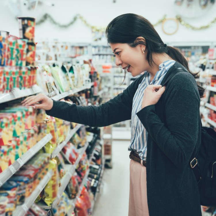日本人的必買是這些!超市銷售人氣TOP10大公開:鹹零食篇