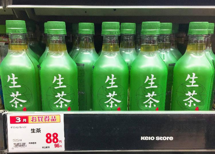 第10名 KIRIN 生茶
