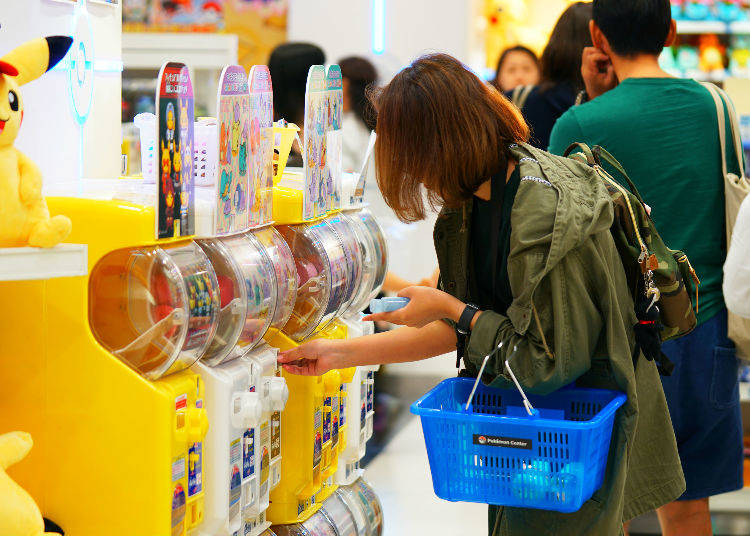 10. The ultimate last-minute splurge—Japanese capsule toys