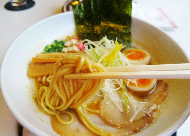 Secret Shibuya Ramen: 3 Noodle Shops So Delicious, You'll Want to Keep Them to Yourself!
