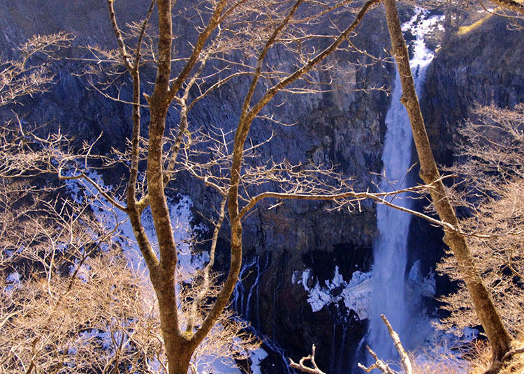 Tourist's Must-See Recommendations  4) Kegon Falls
