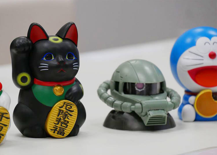 The Evolution of Gashapon #1 – No More Capsules?