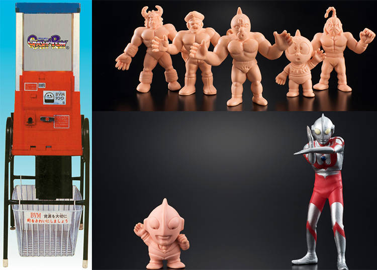 The History of Capsule Toys
