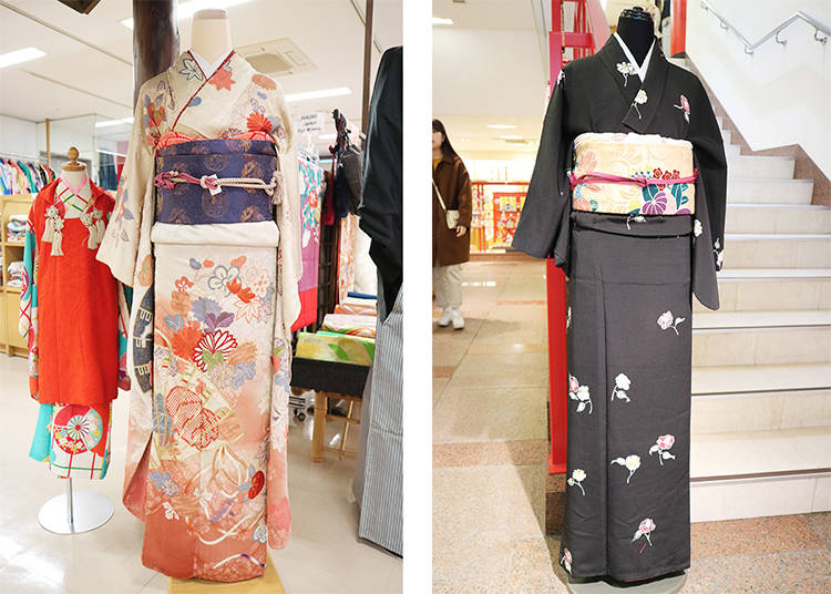 Kimono, Komono, Obi – The Main Charm is Layers and Colors!