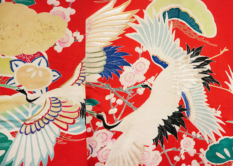 Traditional japanese kimono patterns ideas for what I could use in