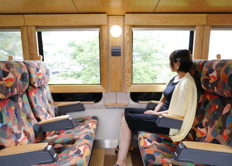 Going to Mount Fuji? Check Out These 3 Quirky Sightseeing Trains!