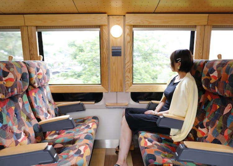 最靠近富士山的鐵道-富士急行線觀光列車體驗之旅