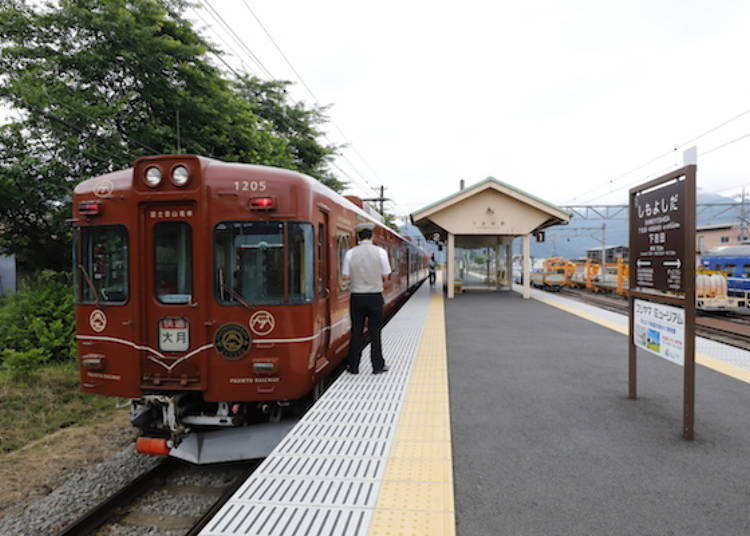5. Fuji Tozan Densha – Laid-Back Leisure