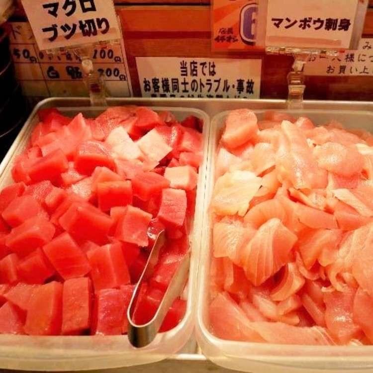 【上野】只要1200日圓 漁港直送海鮮吃到飽「沼津港海將」