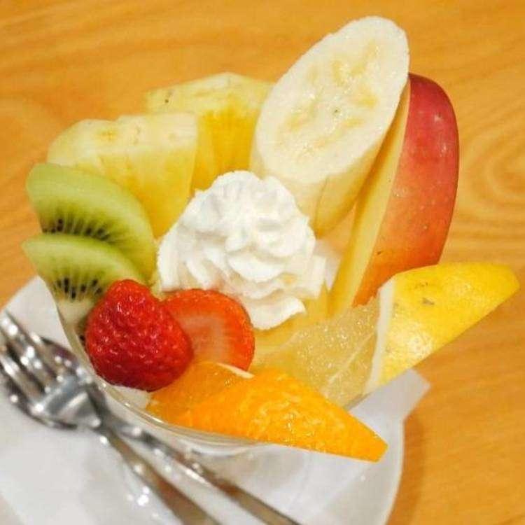 淺草甜點清新選擇!實力雄厚的Fruits Parlor Goto 水果聖代遊樂園