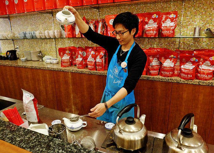 紅茶迷的天堂! 可無限時續杯品味百款紅茶香的神樂坂紅茶專門店「The tee Tokyo supported by Mlesna Tea」