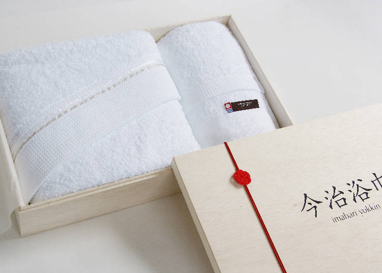 Imabari Yokkin: Treat Yourself to High-Quality Towels!