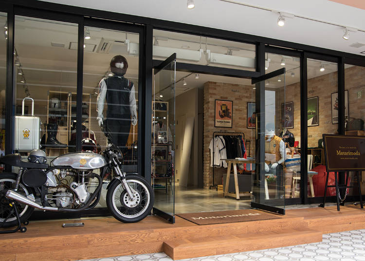 Motorimoda Ginza: Fashion Meets Motorsport!
