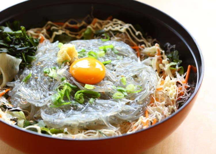 品嘗湘南海岸著名美食魩仔魚丼,4家絕品口袋名單!