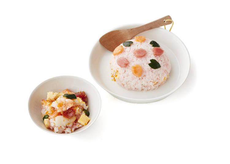 「桜が舞う丘で つきじ鈴富」の画像検索結果