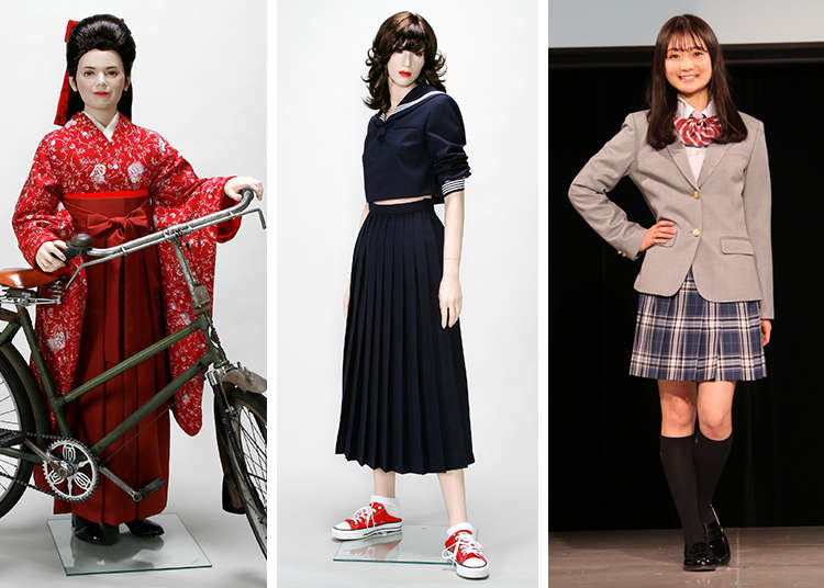 f93806ecf054 The History of the Japanese School Uniform  a Symbol of Freedom ...