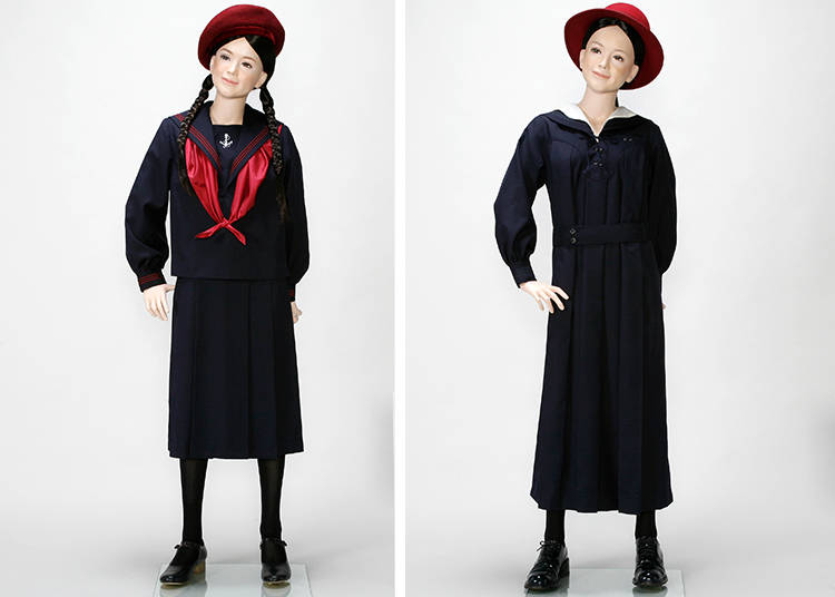 size 40 53d32 305a2 If you had the fabric and pattern at hand, making a sailor-style uniform  was relatively easy – another reason for its popularity.