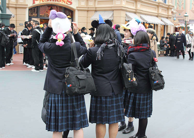 Fit for Fashion and Cosplay! Get Your Own Genuine Japanese High School Uniform!