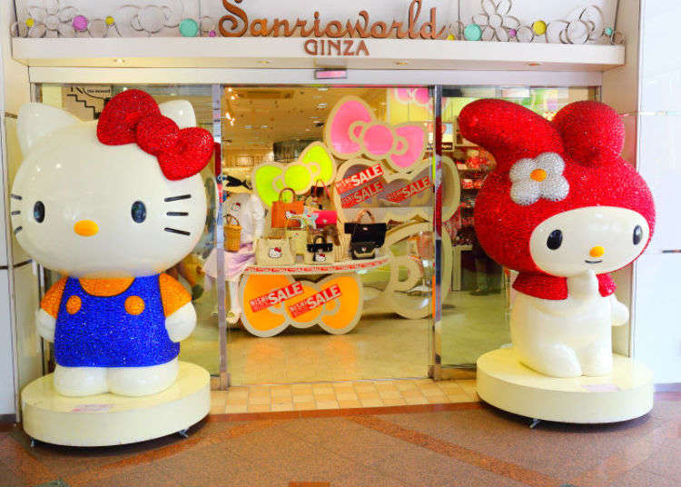 2f01181600 Top 10 Must-Buy Hello Kitty Items at Sanrio World Ginza – Limited Goodies  and