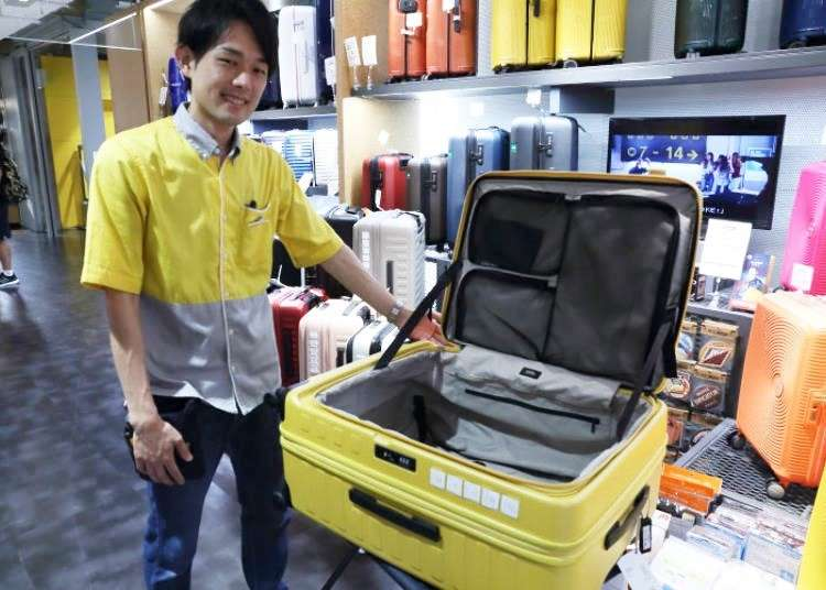 Cute & Convenient: The 6 Must-Buy Suitcases at Shibuya Loft!