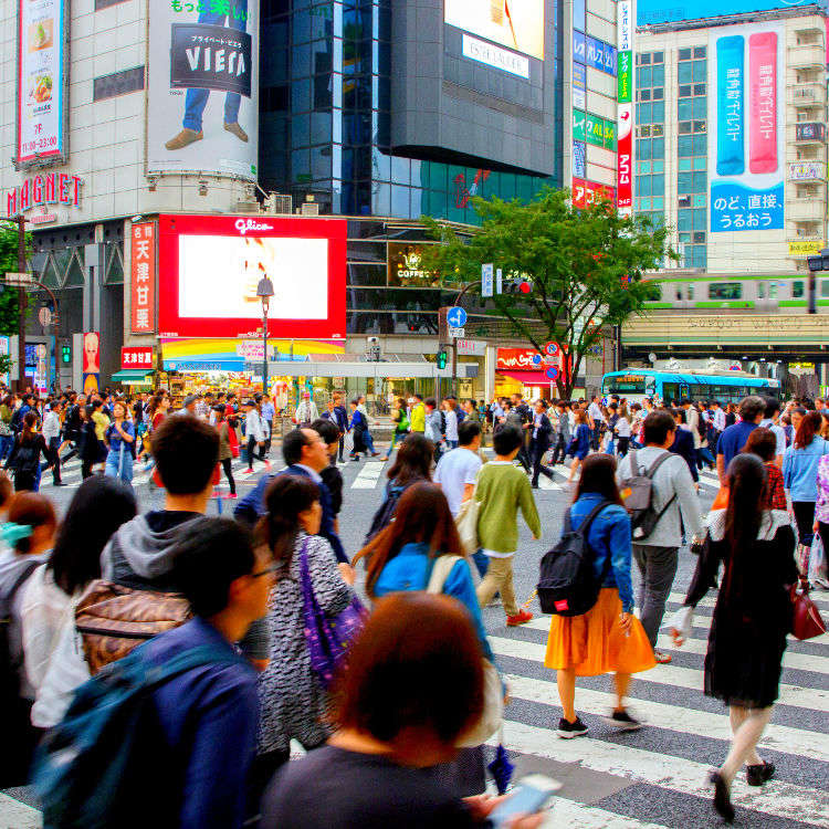 "10 Secrets of Japan's ""Scramble"" Crossings!"