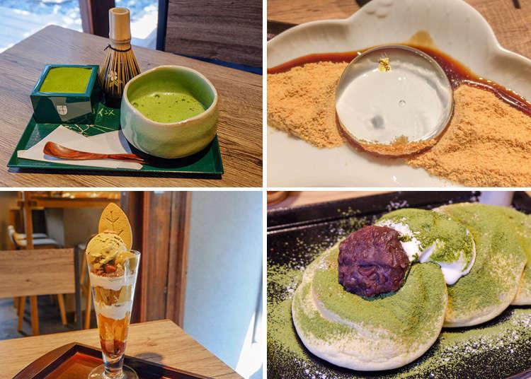 表參道人氣日式老宅咖啡廳「裏參道GARDEN」 還有IG打卡甜點攻佔你的味蕾!
