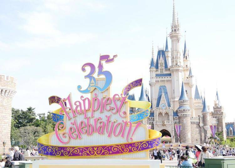 Come Celebrate Together With Your Favorite Disney Characters!
