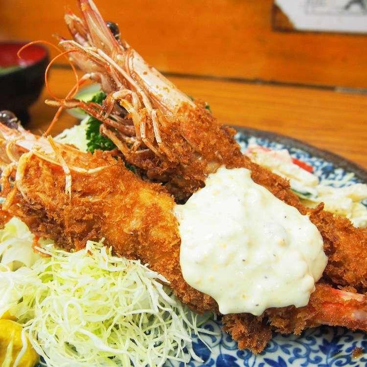 東京旅遊必吃 你不可不知的比巴掌大的炸蝦店5選