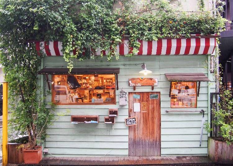 """A Treasure Hunt in the Middle of a Forest! """"Hattifnatt Kichijoji no Ouchi"""" has a cute collection of sundries"""
