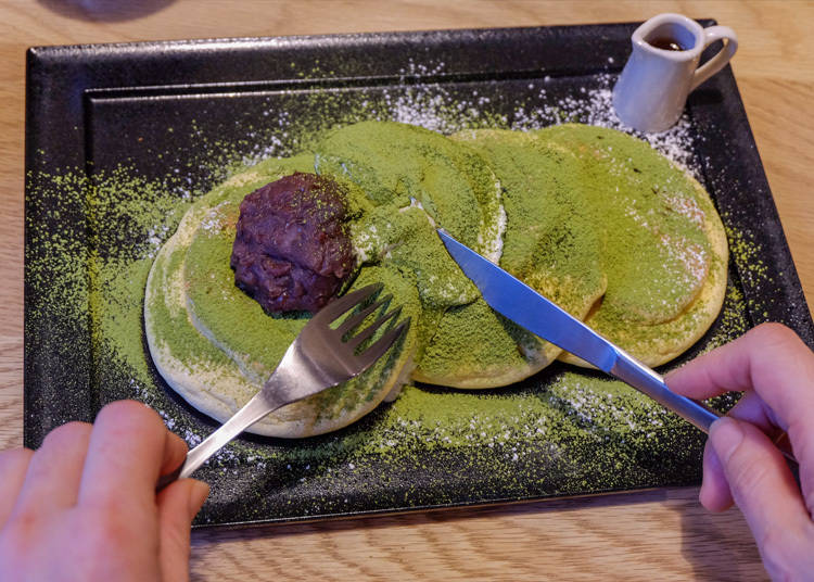 100%米粉與豆乳超健康! 「Riz Labo Kitchen」無麩質又蓬鬆柔軟的鬆餅