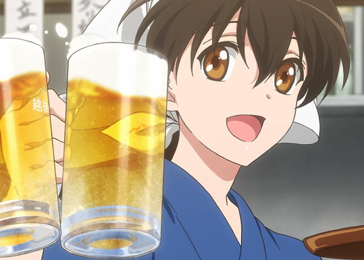 Welcome to Isekai Izakaya Nobu!