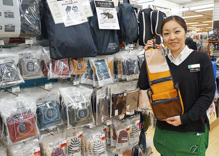 Get it at Tokyu Hands! 10 Travel Goods to Make Your Japan Journey Even Better!