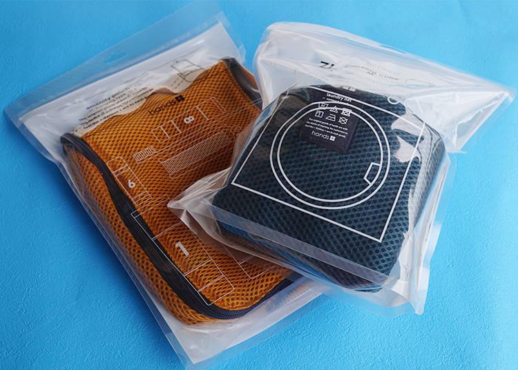 5. 세탁망으로도 사용가능 - 워셔블 파우치