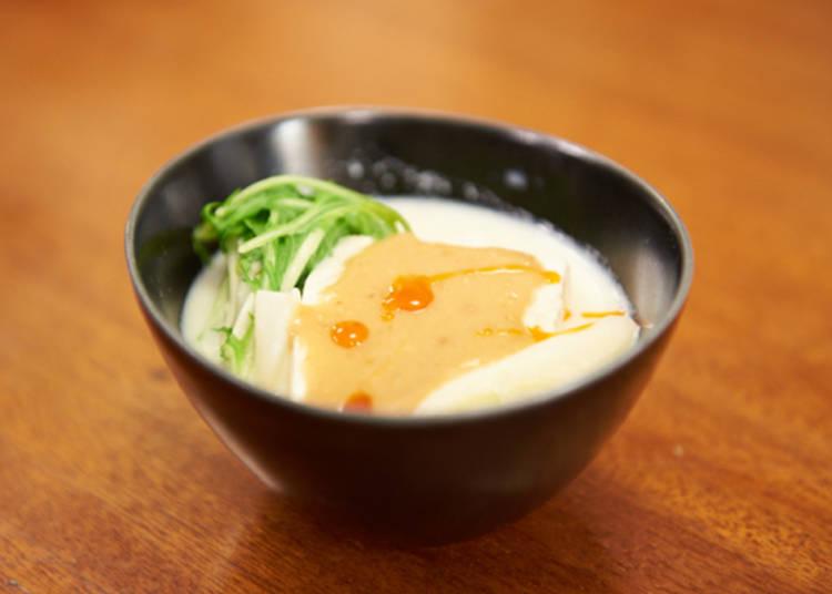 Yudōfu, Japanese Boiled Tofu