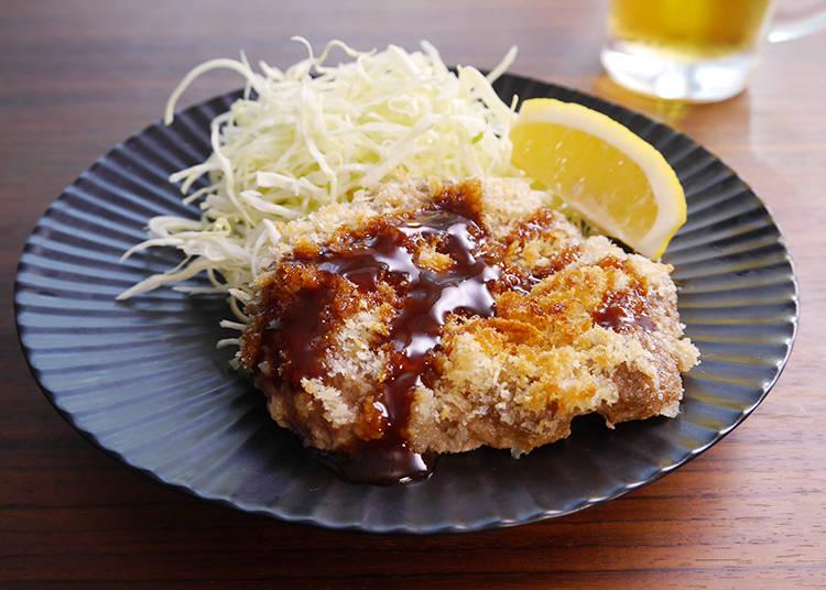 Menchikatsu Meatloaf